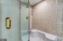 New Seamless Glass Shower Doors - 1276 N WAYNE ST #320, ARLINGTON