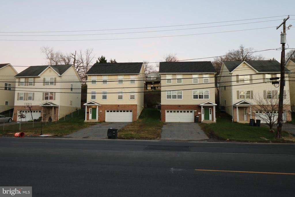 Potential Model Home build on one Lot in front of - 6601 KENILWORTH AVE, RIVERDALE