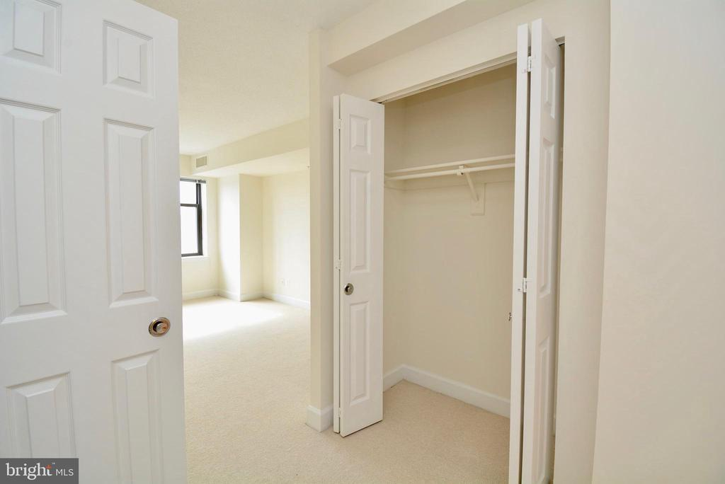 and more closets - 3401 38TH ST NW #705, WASHINGTON