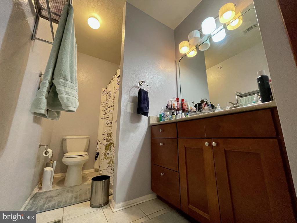 Master Bathroom - 1581 SPRING GATE DR #5404, MCLEAN