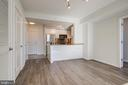Living Area/ Overview 2 - 1021 N GARFIELD ST #828, ARLINGTON