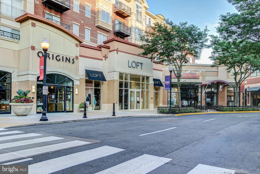 MArket Commons Attractions - 1021 N GARFIELD ST #828, ARLINGTON