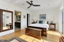 2nd Owner's bedroom - 1700 CLARENDON BLVD #158, ARLINGTON