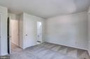 Primary Bedroom & Bath - 1185 N VERNON ST, ARLINGTON