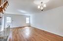 Main Level Living Room - 1185 N VERNON ST, ARLINGTON