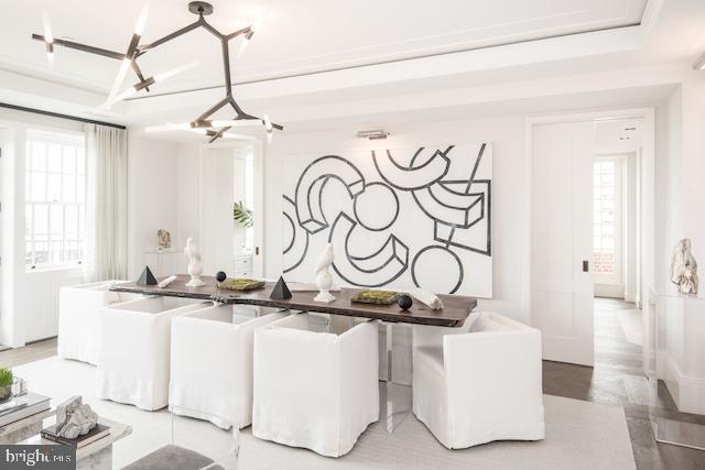 Dining Room - 2660 CONNECTICUT AVE NW #6C, WASHINGTON