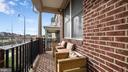 Front Porch - 13805 TRIBUTE PKWY, CLARKSBURG