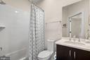 Hall Bath - 5204 WILLET BRIDGE CT, BETHESDA