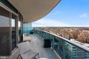 Private Terrace - 1881 N NASH ST #1612, ARLINGTON
