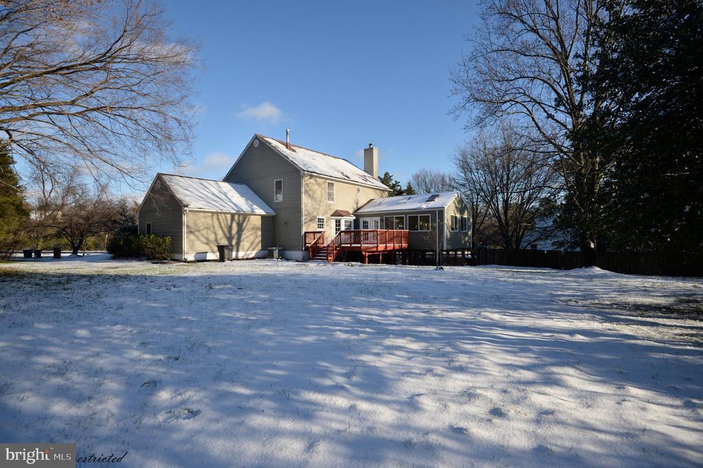 Yard - 1118 SUGAR MAPLE LN, HERNDON
