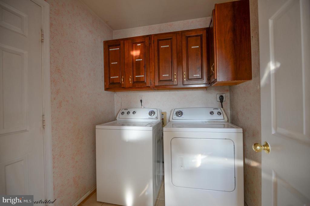 Washer & Dryer - 1118 SUGAR MAPLE LN, HERNDON