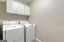 Laundry room off kitchen - 49 CHRISTOPHER WAY, STAFFORD