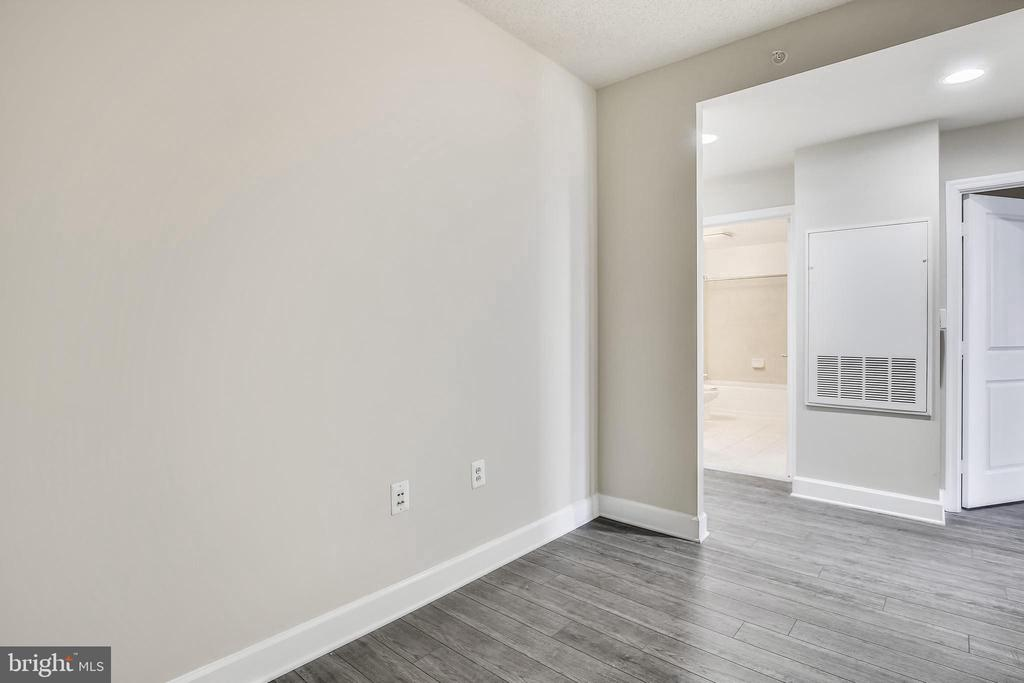 Den , unfurnished, view 2 - 3650 S GLEBE RD #464, ARLINGTON