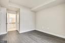 Primary Bedroom has access to full Bath - 3650 S GLEBE RD #464, ARLINGTON