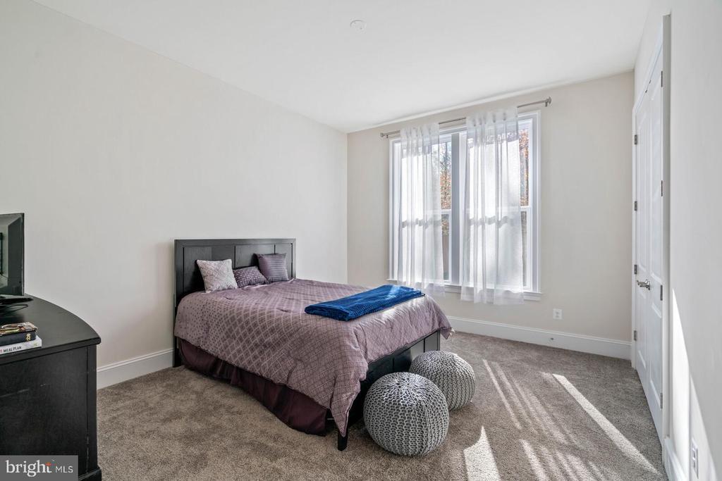Main level ensuite bedroom - 6541 RUNNING CEDAR LN, MANASSAS