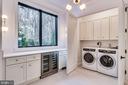 A convenient laundry station - 620 RIVERCREST DR, MCLEAN