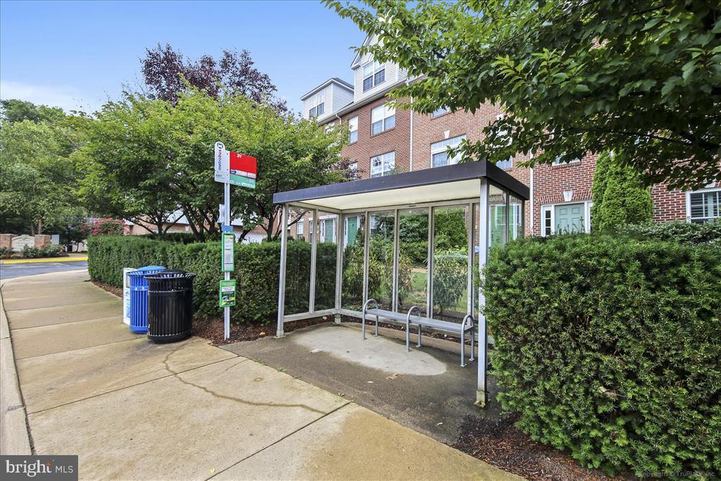Bus Stop - 1718 N WAYNE ST, ARLINGTON