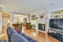 Wonderful open floor plan - 47642 MID SURREY SQ, STERLING
