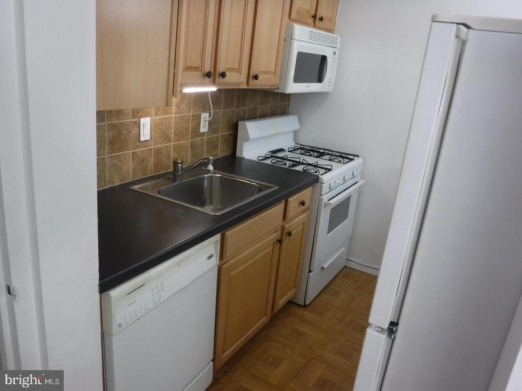 Kitchen - 2605 HUNTINGTON AVE #66, ALEXANDRIA
