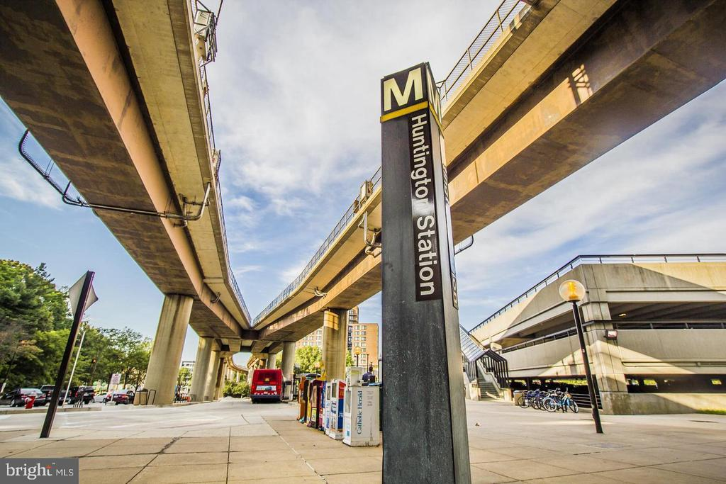 Huntington Metro - 2605 HUNTINGTON AVE #66, ALEXANDRIA