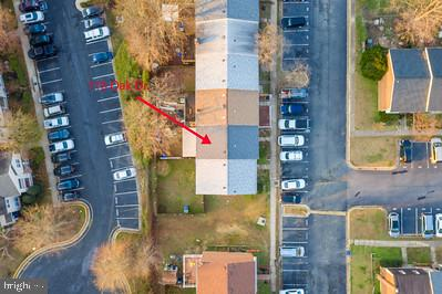 Aerial view of home - 110 OAK DR #110, STAFFORD