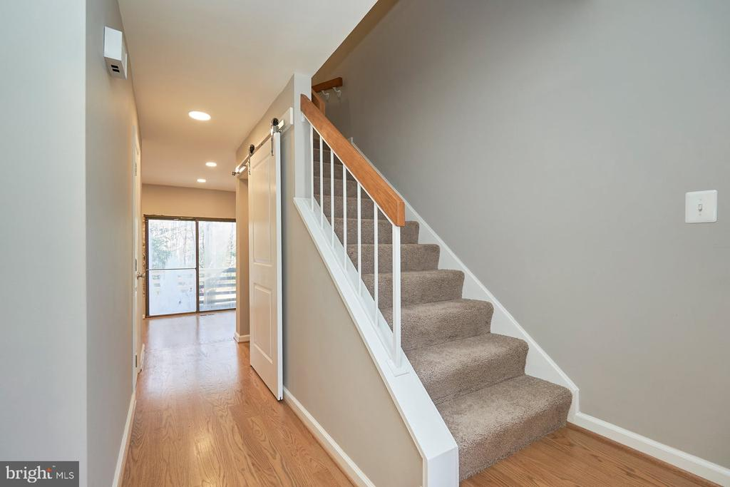 New carpet and fresh paint throughout - 11817 COOPERS CT, RESTON