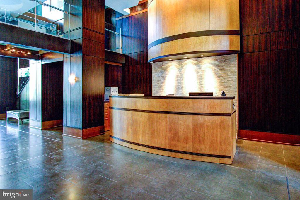 Concierge - 11990 MARKET ST #1301, RESTON