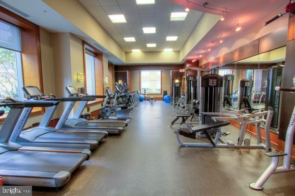 Fitness Room - 11990 MARKET ST #1301, RESTON