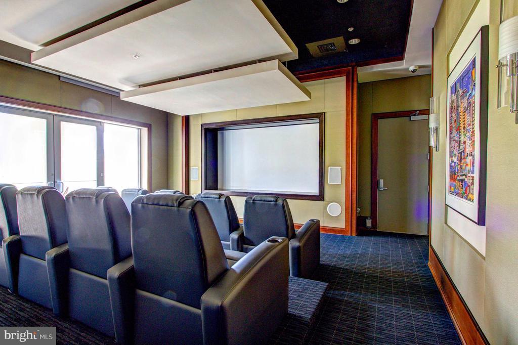 Theater Room - 11990 MARKET ST #1301, RESTON