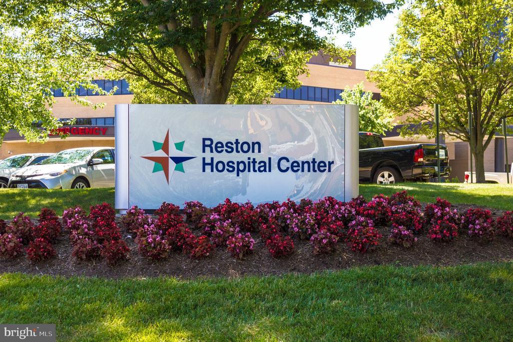 Reston Hospital - 11990 MARKET ST #1301, RESTON