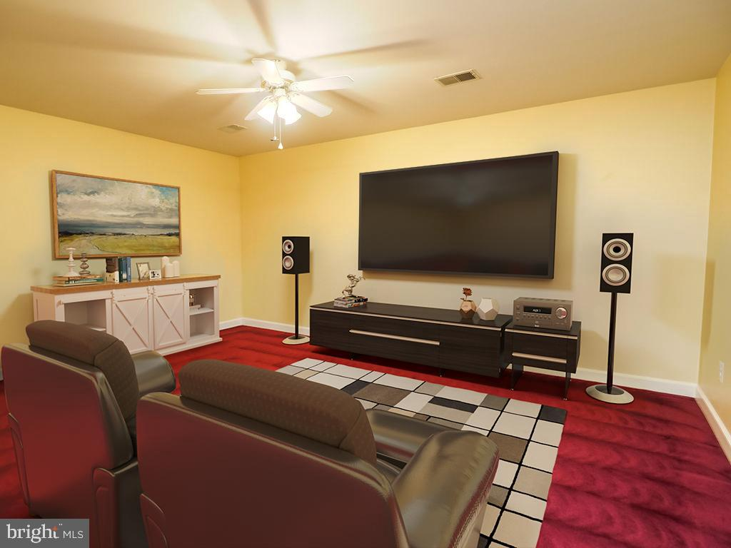 Photo has been staged to show possibilities - 13057 CHAMPLAIN DR, MANASSAS