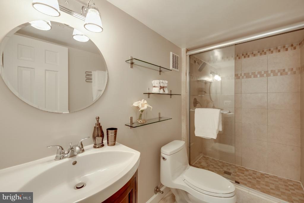 LL updated full bath - 3035 S BUCHANAN ST #A1, ARLINGTON