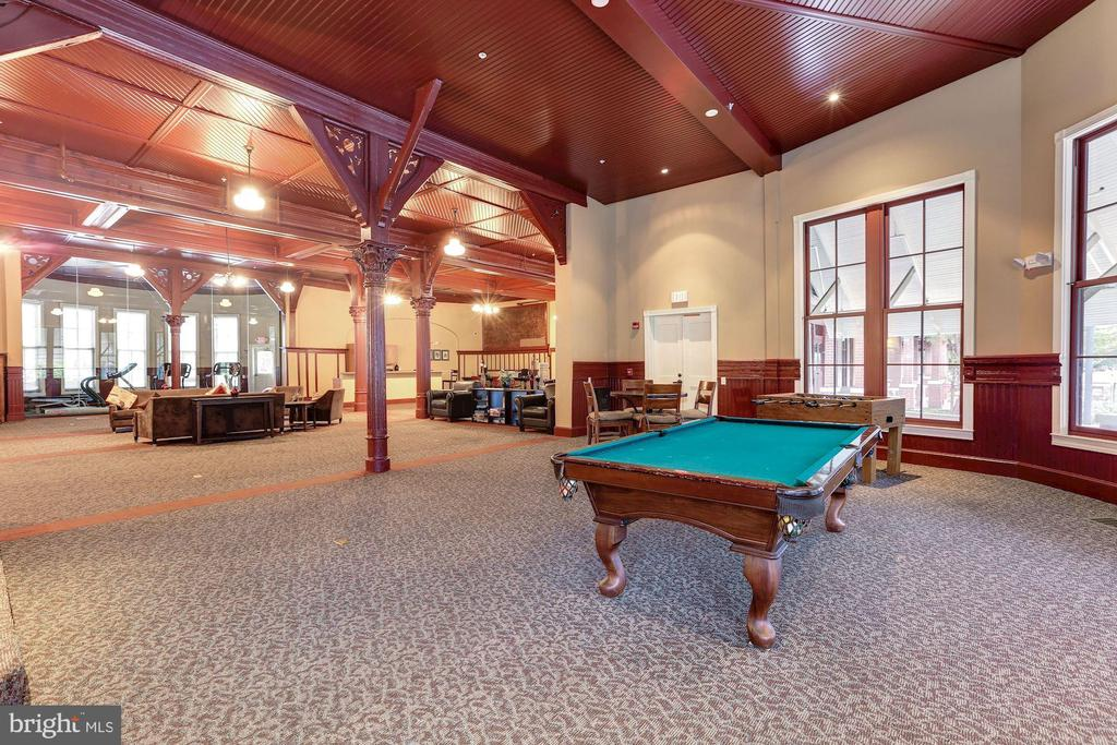 Common Area/Activity Room - 9610 DEWITT DR #PH101, SILVER SPRING