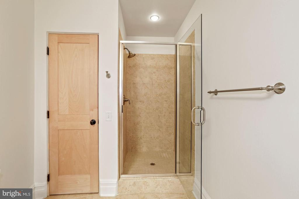 Second Bathroom - 9610 DEWITT DR #PH101, SILVER SPRING