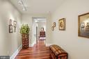 Foyer to Bedroom - 9610 DEWITT DR #PH101, SILVER SPRING