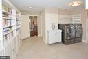MUD ROOM/LAUNDRY ROOM - 2336 ADDISON ST, VIENNA