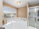 Gorgeous soaker tub - 20 BRUSH EVERARD CT, STAFFORD