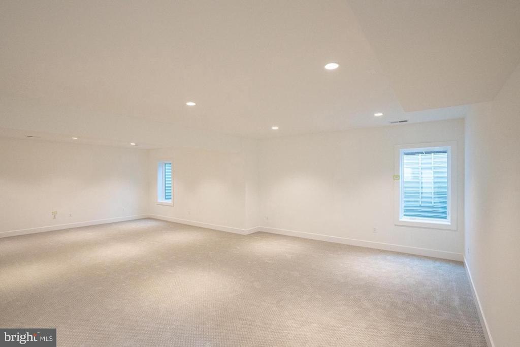 Natural light in basement - 110 TAPAWINGO RD SW, VIENNA