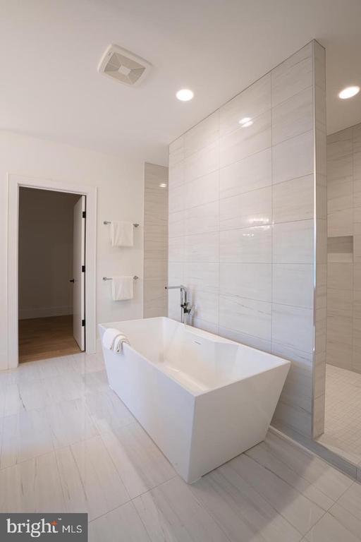 No doors into showers - 110 TAPAWINGO RD SW, VIENNA