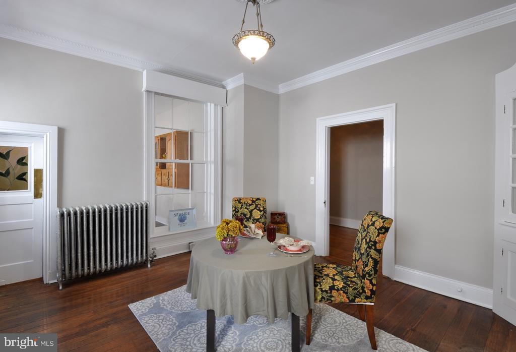 Dining room - 611 CAROLINE ST, FREDERICKSBURG