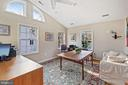 Optional 5th bedroom/Oversized 2nd home office - 5707 ROSSMORE DR, BETHESDA
