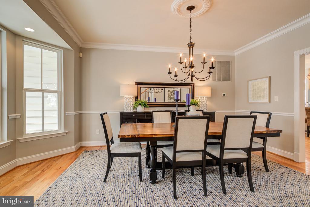 Formal Dining Room - 42130 CHERRY SPRING LN, LEESBURG
