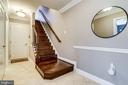 Foyer entrance - 4349 4TH ST N, ARLINGTON
