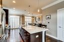 Kitchen looking toward dining room - 4349 4TH ST N, ARLINGTON