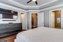 Owner's suite with 2 walk in closets - 4349 4TH ST N, ARLINGTON