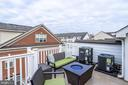 Relax on the rooftop deck - 4349 4TH ST N, ARLINGTON