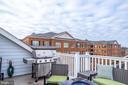 Rooftop deck - 4349 4TH ST N, ARLINGTON