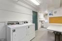 Laundry in Basement of Building & Storage too! - 8110-E COLONY POINT RD #218, SPRINGFIELD
