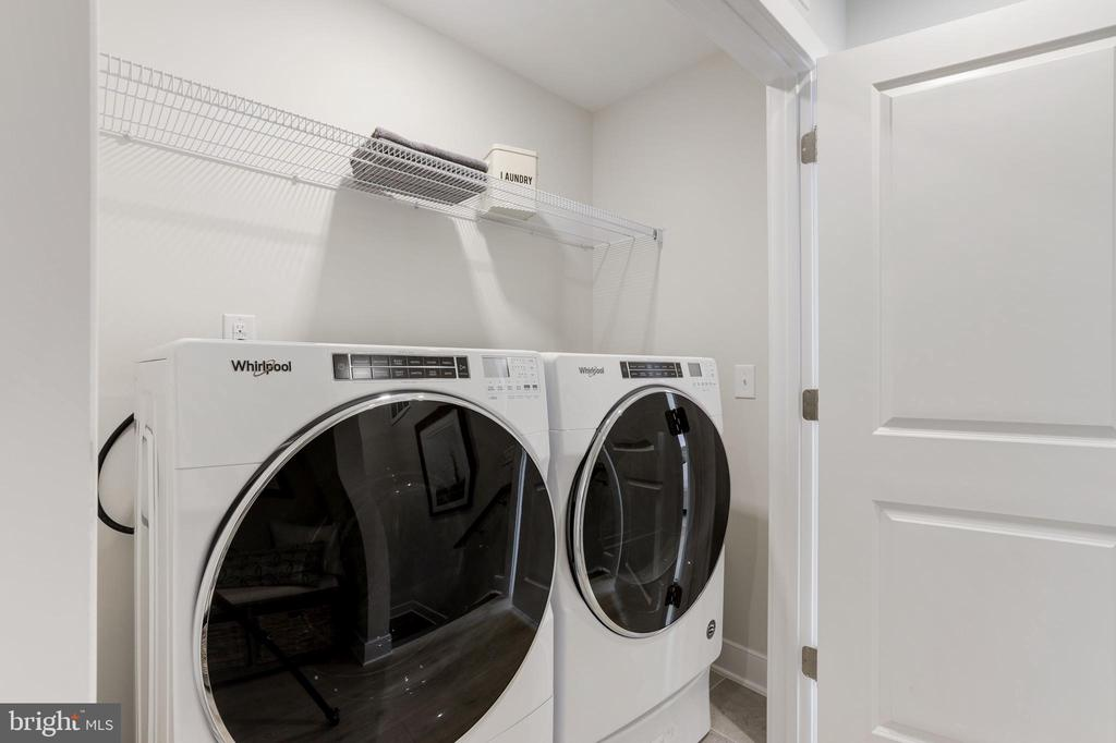Laundry Room - 17713 LONGSPUR COVE LN, DUMFRIES