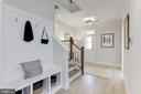 Foyer - 17713 LONGSPUR COVE LN, DUMFRIES
